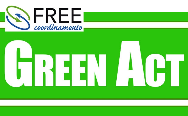 green act - nonsoloambiente