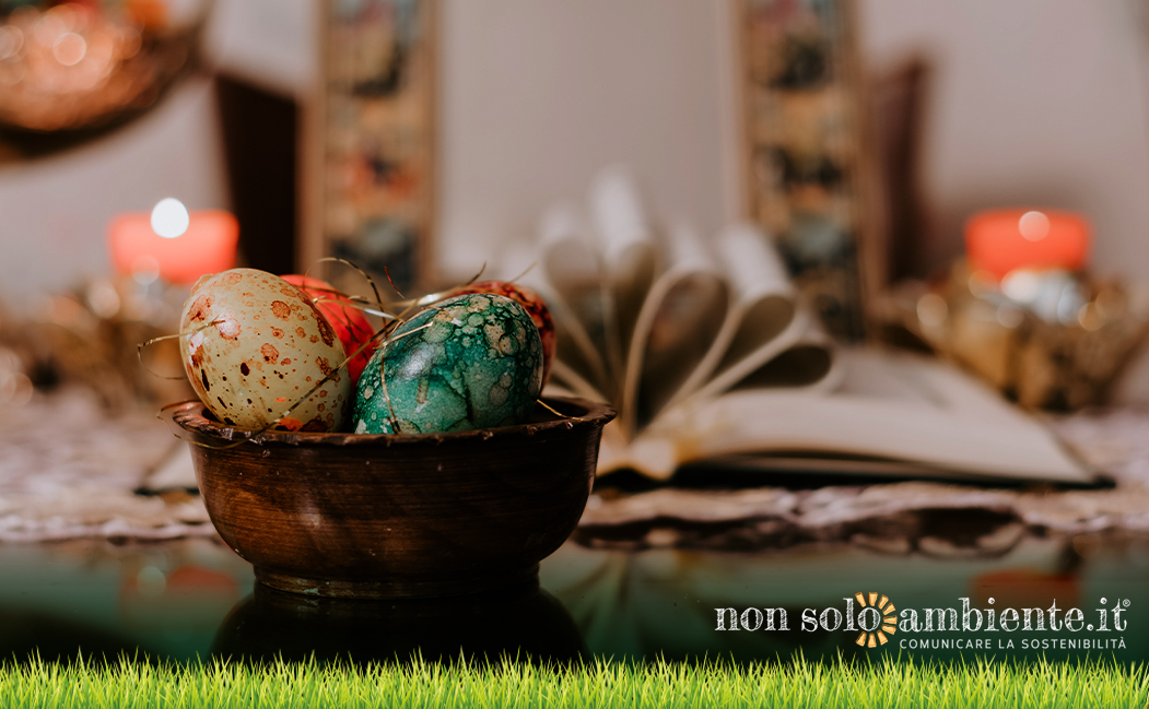 How to be sustainable for Easter season: our 5 tips